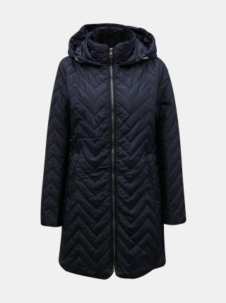 Tmavomodrý dámsky prešívaný kabát ZOOT Baseline Molly dámské tmavomodrá L