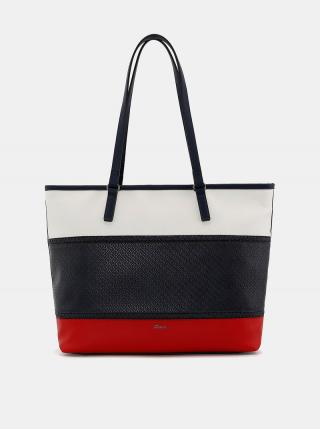 Tmavomodrý shopper Gionni dámské tmavomodrá
