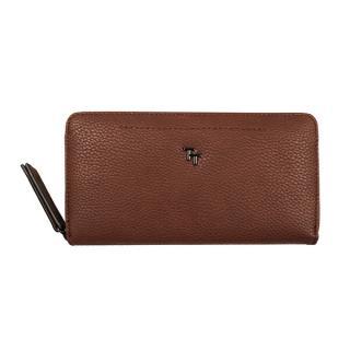 Tom Tailor Dámska peňaženka 29180 22 dámské hnedá