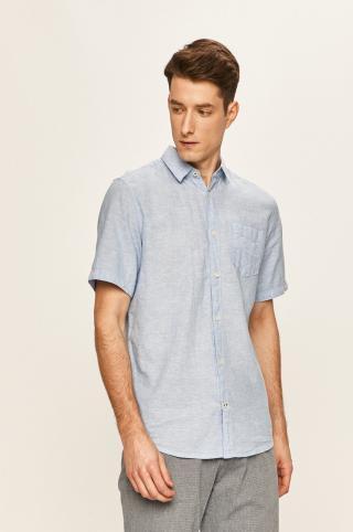 Tom Tailor Denim - Košeľa pánské modrá S