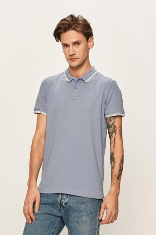 Tom Tailor Denim - Pánske polo tričko pánské modrá S