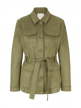 TOM TAILOR DENIM Prechodná bunda  olivová dámské L
