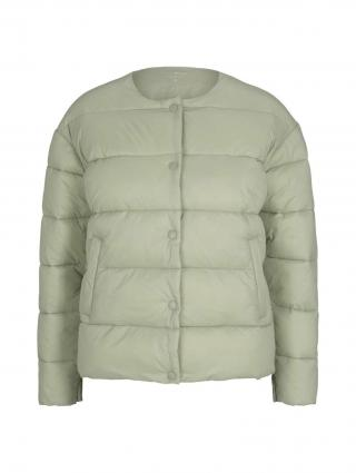 TOM TAILOR DENIM Prechodná bunda  olivová dámské XL