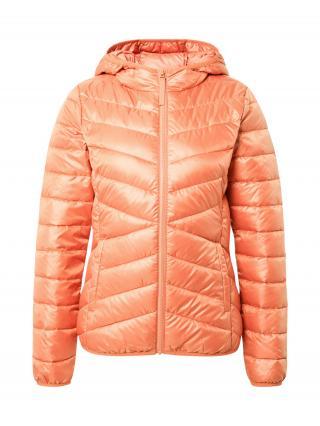 TOM TAILOR DENIM Prechodná bunda  oranžová dámské M