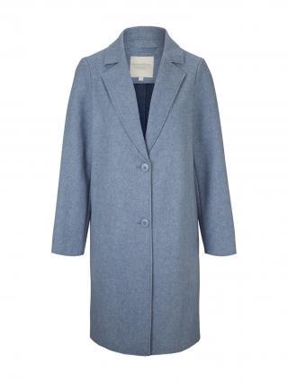 TOM TAILOR DENIM Prechodný kabát  dymovo modrá dámské XL