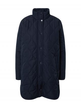 TOM TAILOR DENIM Prechodný kabát  modrá dámské S