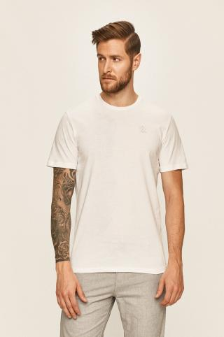 Tom Tailor Denim - Tričko pánské biela M