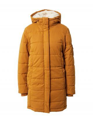TOM TAILOR DENIM Zimný kabát  karí dámské XS