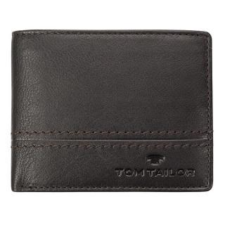Tom Tailor Pánska peňaženka 12215 29 pánské hnedá