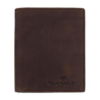 Tom Tailor Pánska peňaženka 25307 29 pánské hnedá