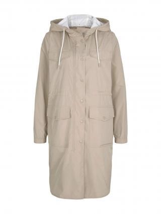 TOM TAILOR Prechodná bunda  béžová dámské XL