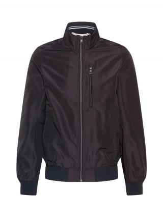 TOM TAILOR Prechodná bunda  čierna pánské S