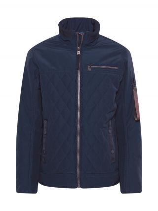 TOM TAILOR Prechodná bunda  námornícka modrá pánské XL