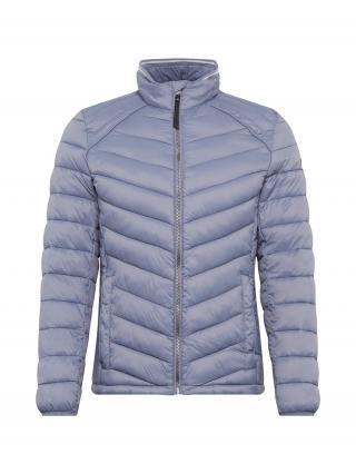 TOM TAILOR Prechodná bunda  striebornosivá pánské XL