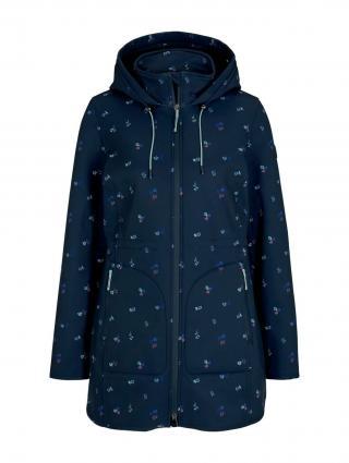 TOM TAILOR Prechodná bunda  tmavomodrá / nebesky modrá / opálová / pitaya dámské S