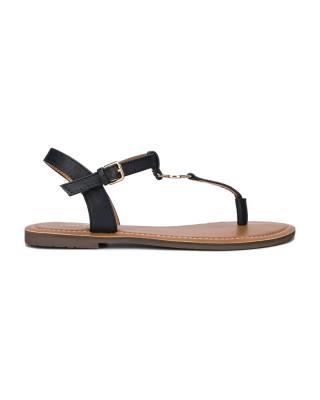 Tom Tailor Sandále Modrá dámské 39