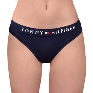Tommy Hilfiger Dámske nohavičky Tommy Original Bikini Navy Blaze r UW0UW01566-416 S dámské