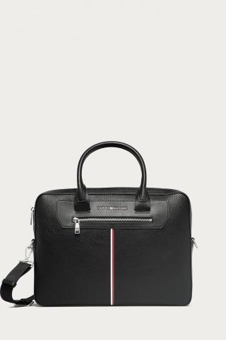 Tommy Hilfiger - Detská taška pánské čierna ONE SIZE
