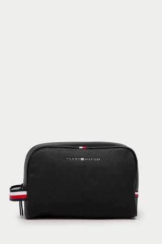 Tommy Hilfiger - Kozmetická taška pánské čierna ONE SIZE