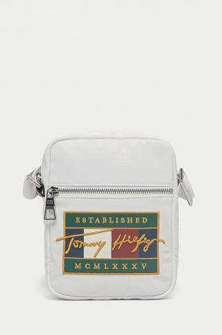 Tommy Hilfiger - Malá taška pánské biela ONE SIZE