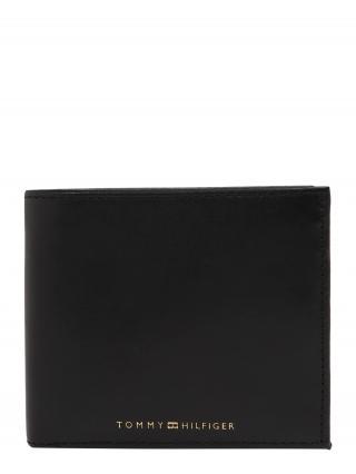 TOMMY HILFIGER Peňaženka  čierna pánské XS-XXL