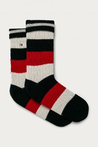 Tommy Hilfiger - Ponožky pánské tmavomodrá 39/42