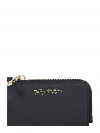 TOMMY HILFIGER Puzdro  čierna / zlatá dámské One Size