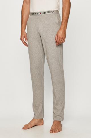Tommy Hilfiger - Pyžamové nohavice pánské sivá M