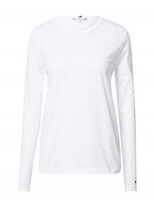 TOMMY HILFIGER Tričko  biela dámské XL