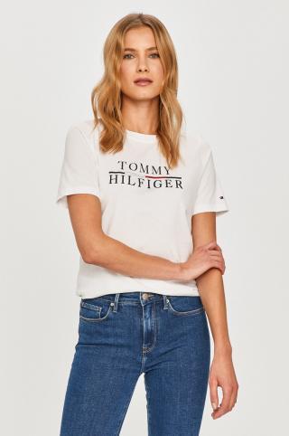 Tommy Hilfiger - Tričko dámské biela S