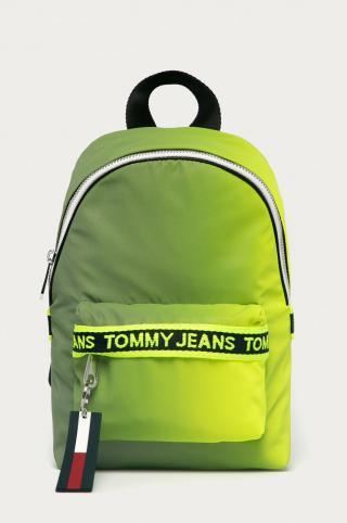 Tommy Jeans - Ruksak dámské zelená ONE SIZE