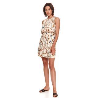Top Secret LADYS DRESS dámské biela | hnedá 40