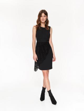 Top Secret LADYS DRESS dámské Black 34