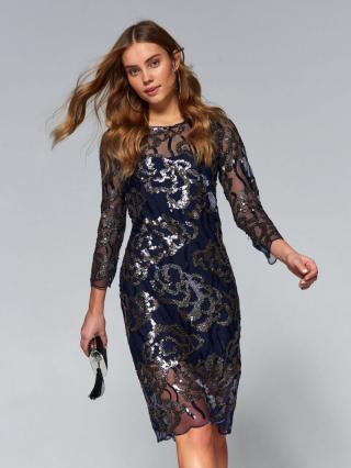 Top Secret LADYS DRESS dámské Dark Blue | darkblue 34