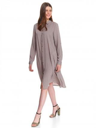 Top Secret LADYS DRESS dámské Grey 34