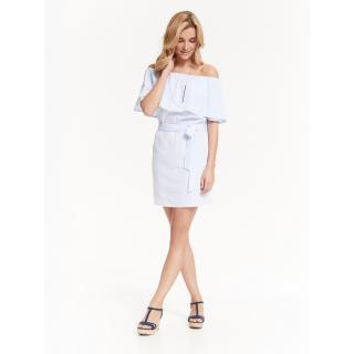 Top Secret LADYS DRESS dámské Light Blue 40