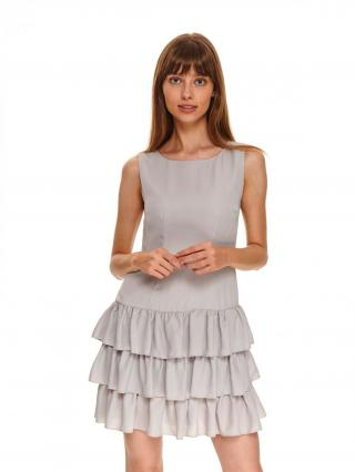 Top Secret LADYS DRESS dámské Light Grey 34