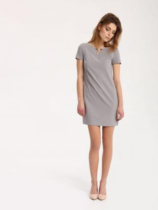 Top Secret LADYS DRESS dámské Light Grey 38