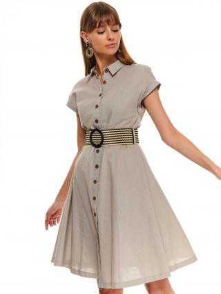 Top Secret LADYS DRESS dámské Light Grey 42