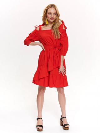 Top Secret LADYS DRESS dámské Red | None 34