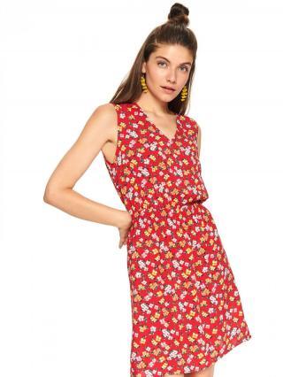 Top Secret LADYS DRESS dámské Red 34