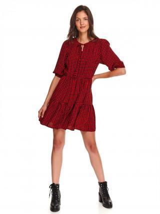 Top Secret LADYS DRESS dámské Red 42