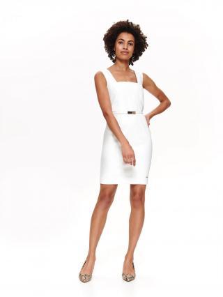 Top Secret LADYS DRESS dámské White 38