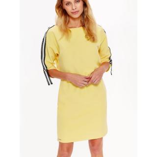 Top Secret LADYS DRESS dámské Yellow 38