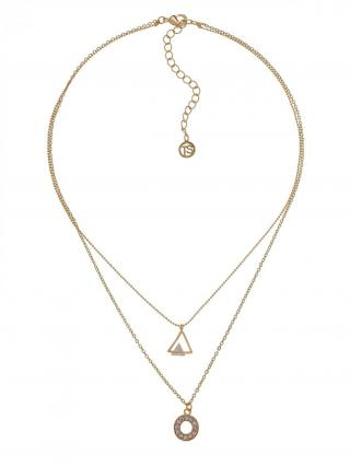 Top Secret LADYS NECKLACE Gold One size