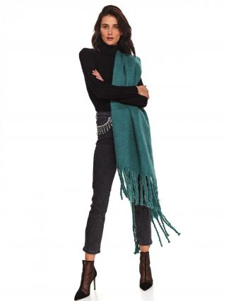 Top Secret LADYS SCARF dámské Green One size