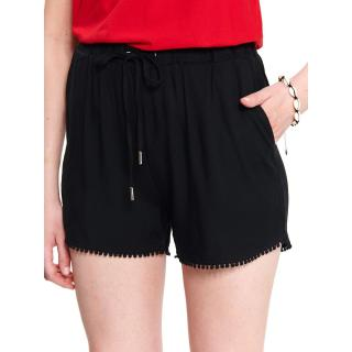 Top Secret LADYS SHORTS dámské Black 38