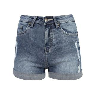 Top Secret LADYS SHORTS dámské Blue 36