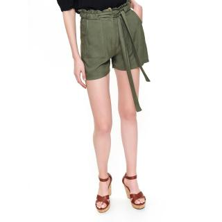 Top Secret LADYS SHORTS dámské Green 36