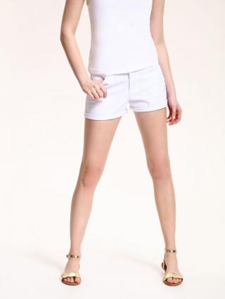 Top Secret LADYS SHORTS dámské White 38